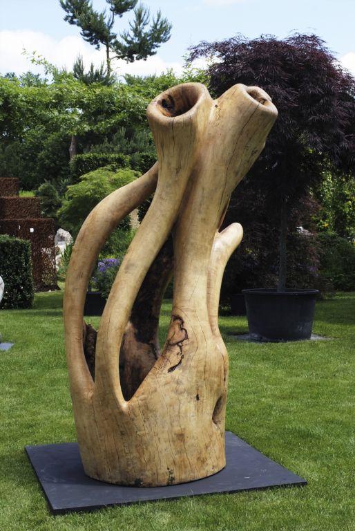 Skulpturen Von Gübi Luck Bildhauer Holzfiguren Holzskulptur